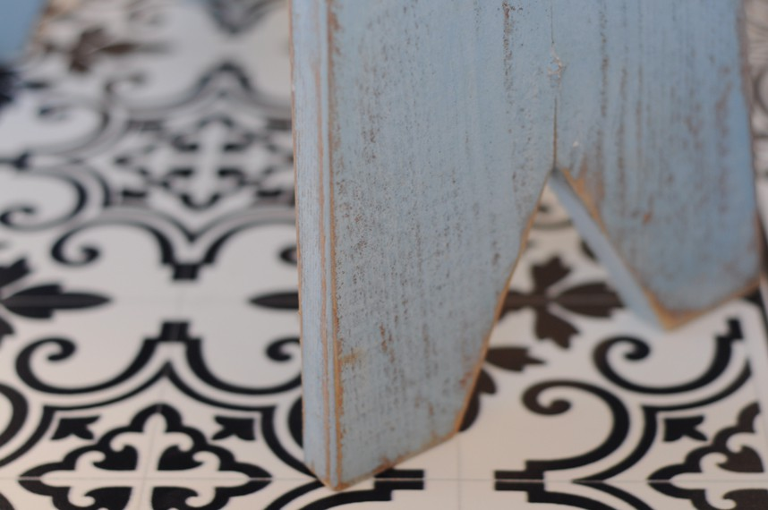 Coup de c ur pour les tapis vinyl imitation carreaux de for Tapis vinyle cuisine