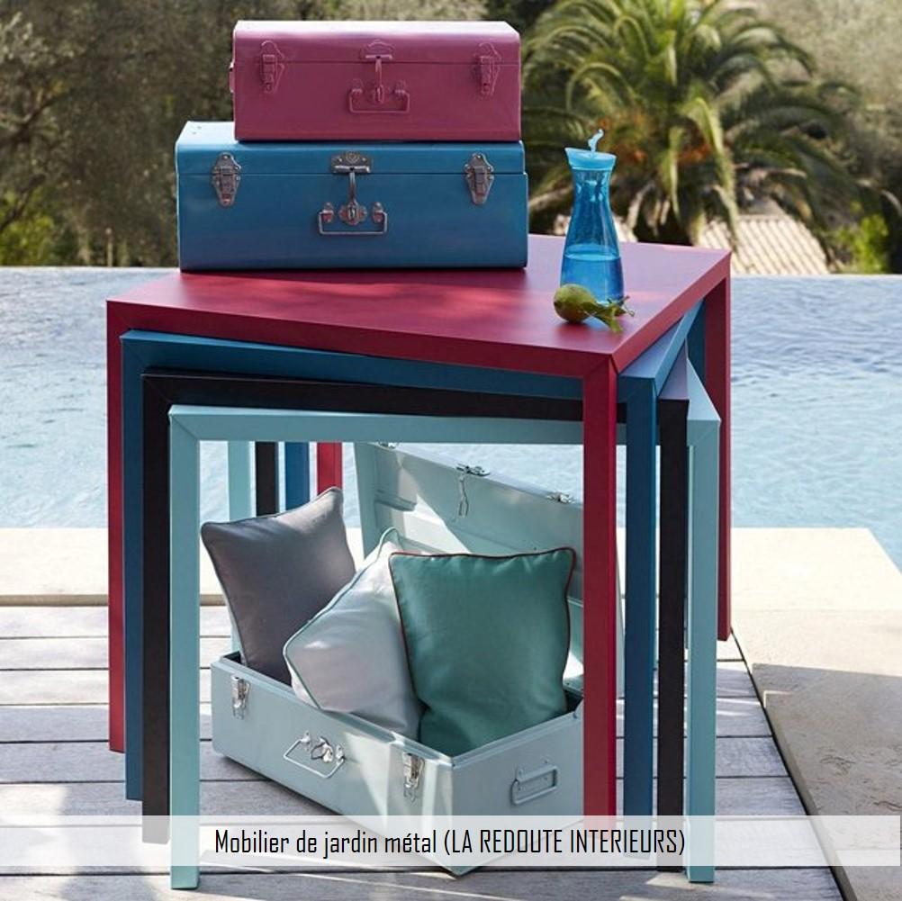 la redoute mobilier de jardin fauteuil salon de jardin la. Black Bedroom Furniture Sets. Home Design Ideas