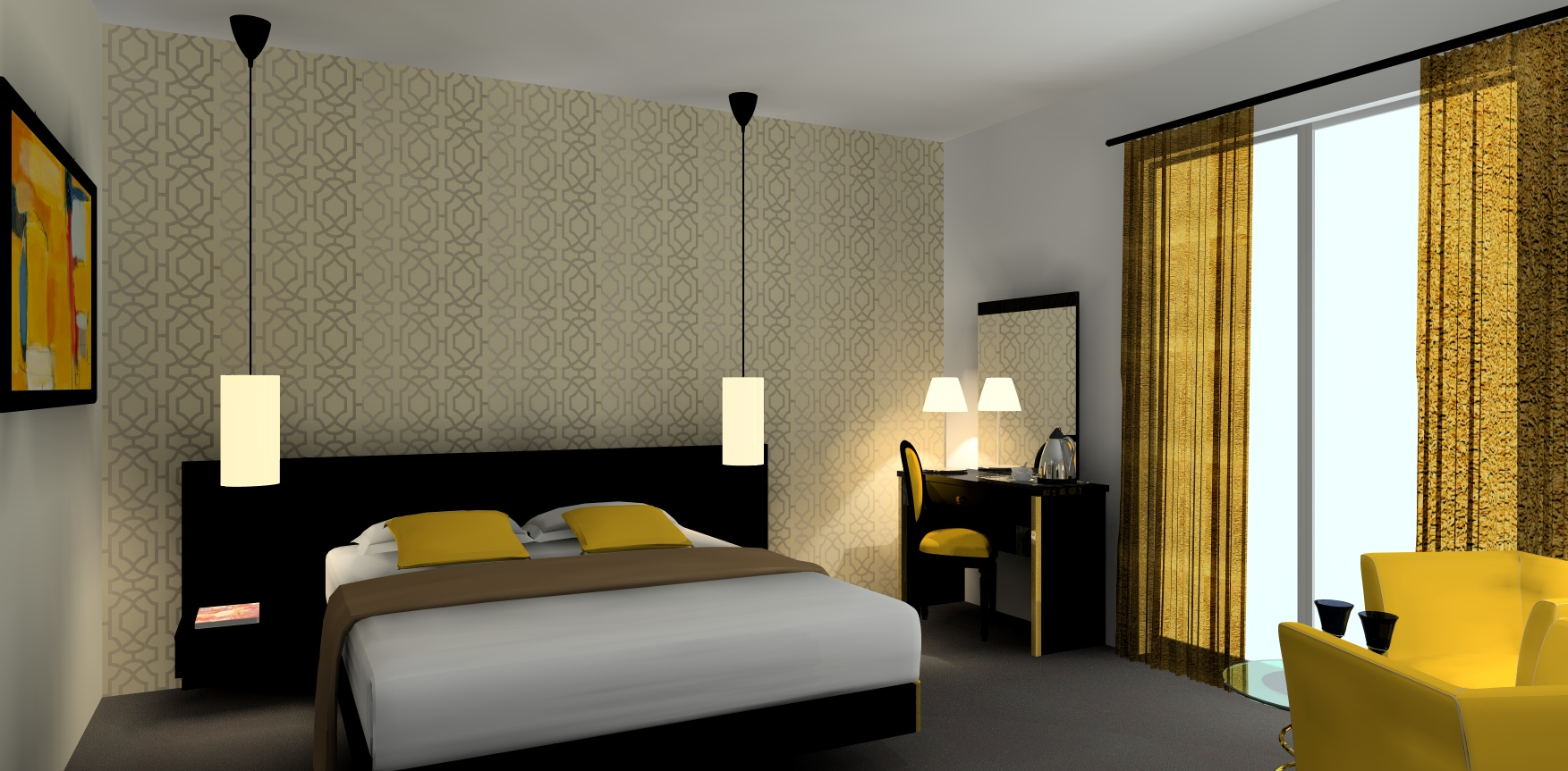 Decorer sa chambre virtuellement the deco house 10 mani for Decorer une chambre