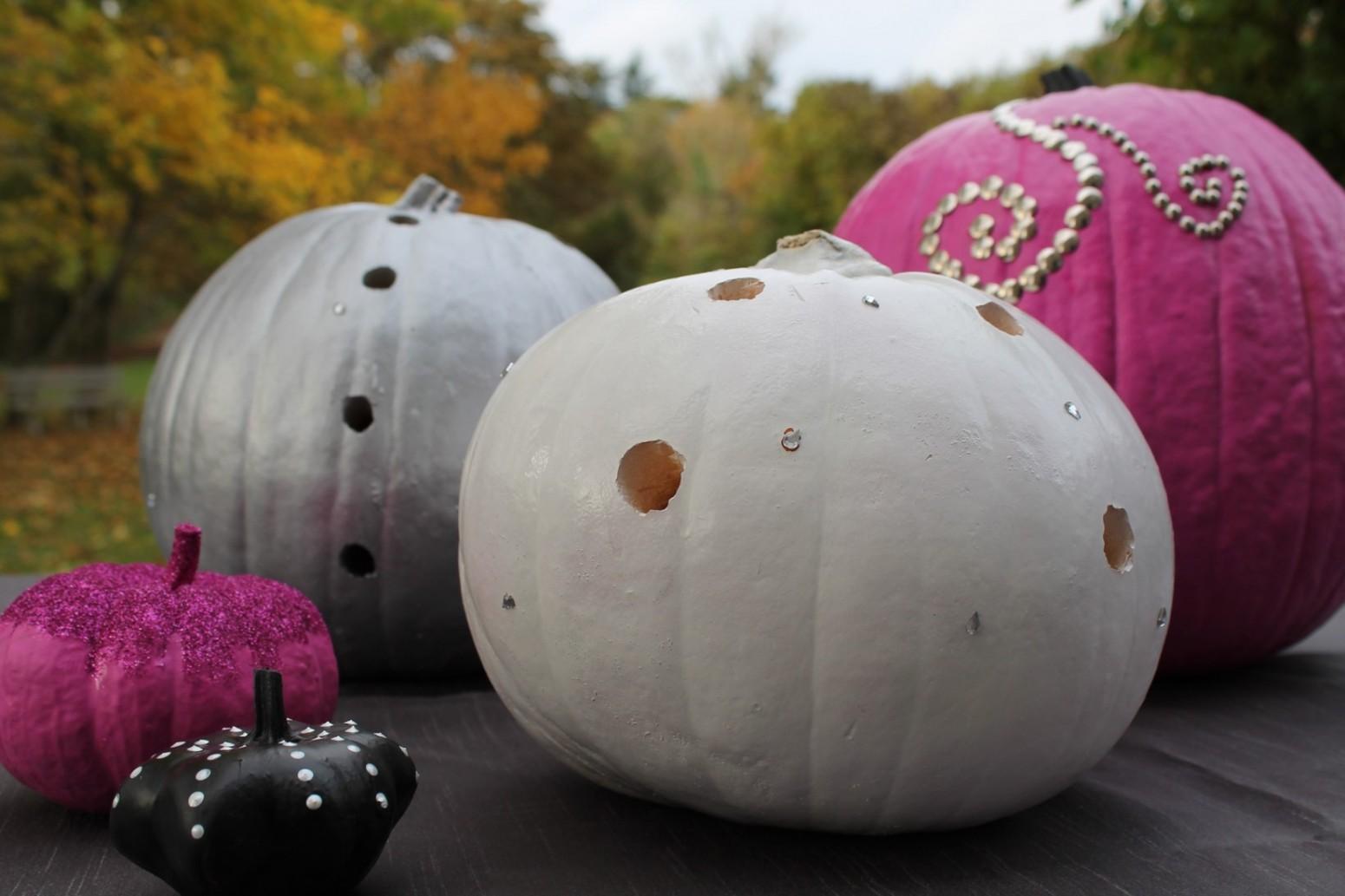 halloween décoration de citrouilles