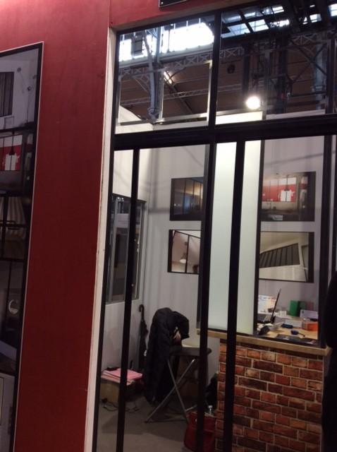 fenêtre atelier