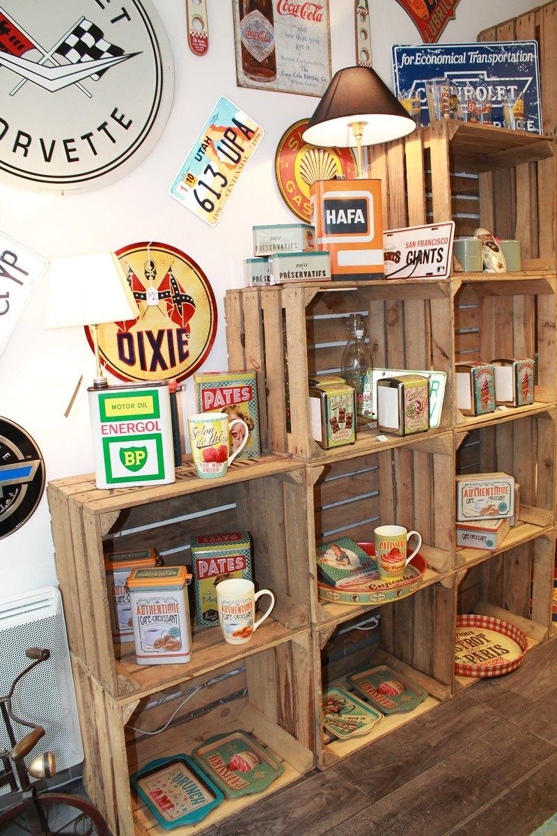 boites vintage vieilles caisse pommes