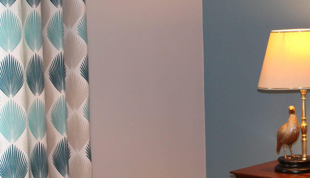 decoration-bureau-mur-bleu-peinture- farrow-and-ball