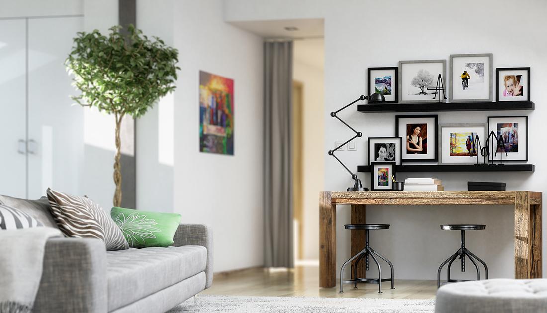 decoration-salon-cadre-canape