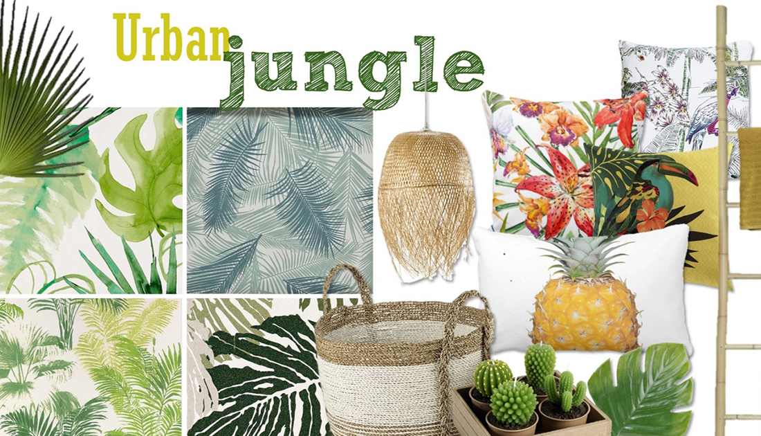 planche-ambiance-Urban-jungle-tropical-decoration