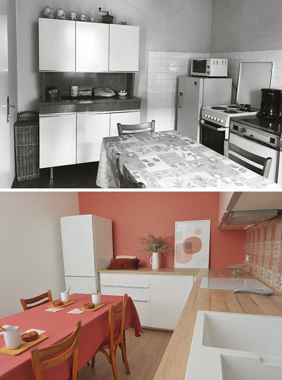 Cuisine Maison Campagne aménagement & rénovation d'une cuisine à corbreuse (91)