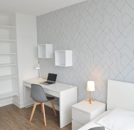 chambre-grise-et-blanche-location-evry
