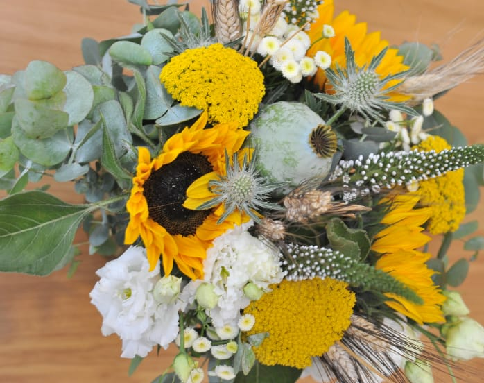 bouquet-tournesol-decoration-cuisine
